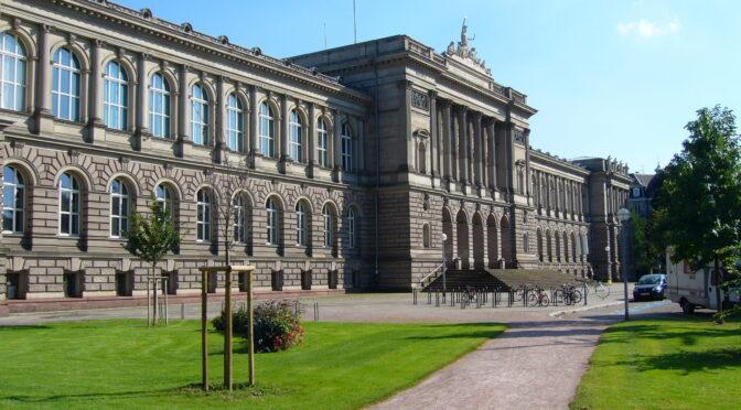 Les archives de l'Université de Strasbourg